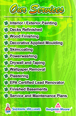 Mac & Ernies Painting Services